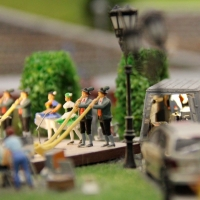 Miniatur Wunderland is a...Miniature Wonderland!