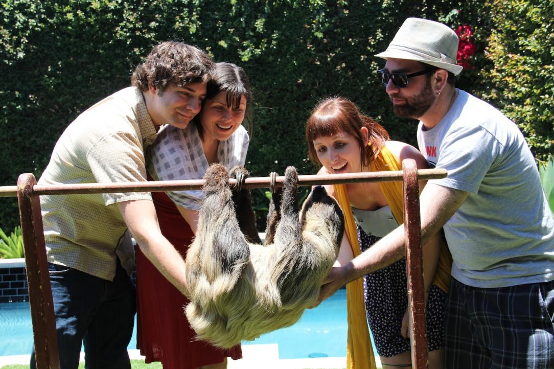 sloth_petting