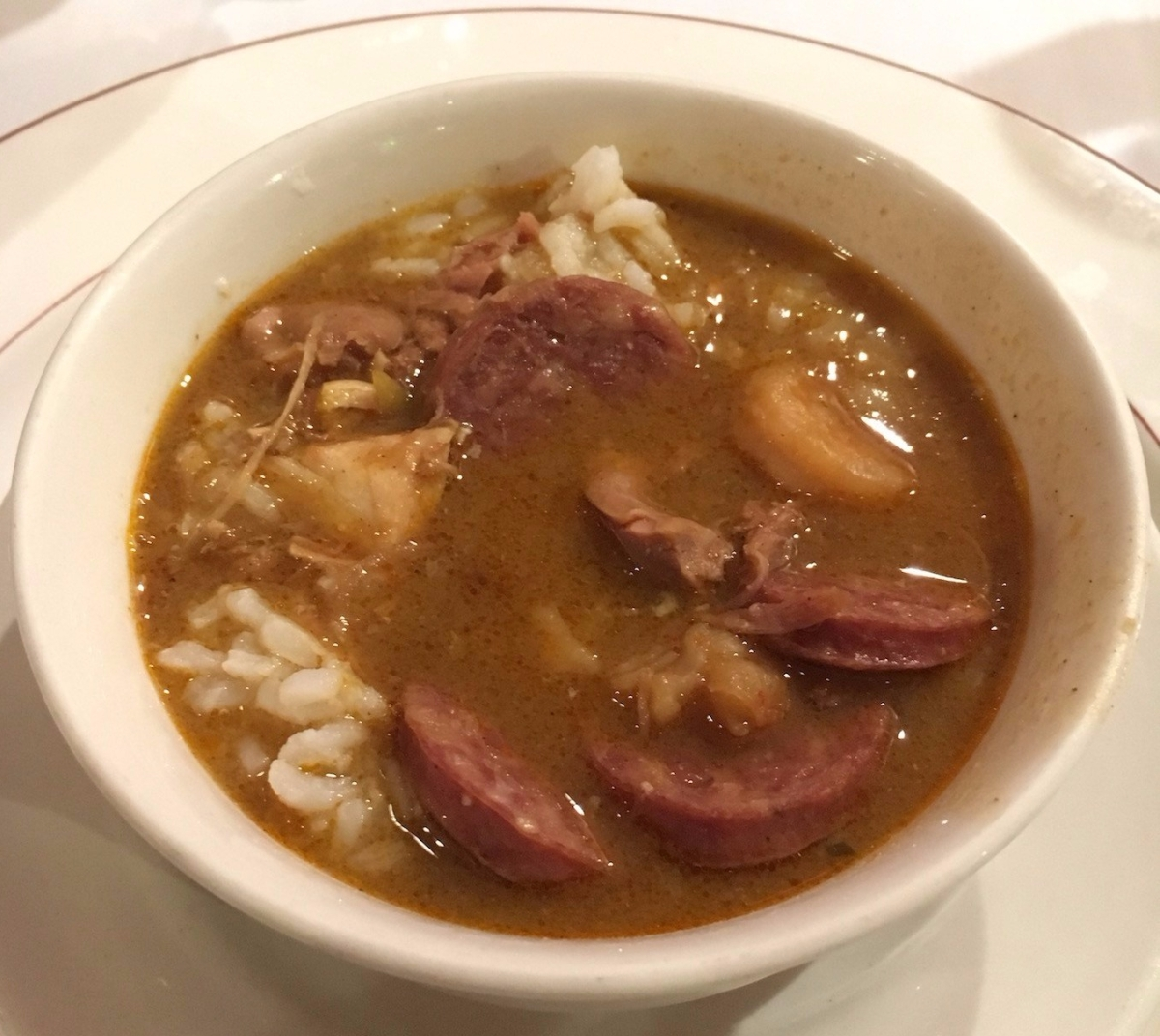 Taste The Gumbo That Fueled A Revolution