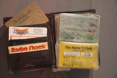 Gacy's wallet