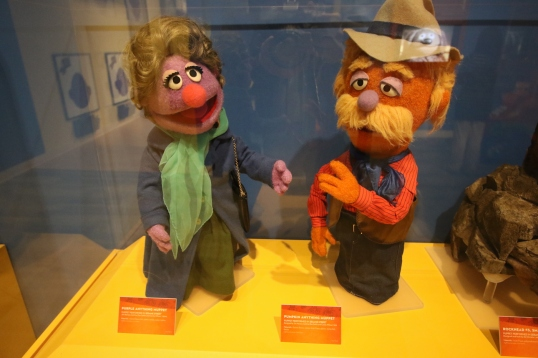 Center For Puppetry Arts Jim Henson Collection