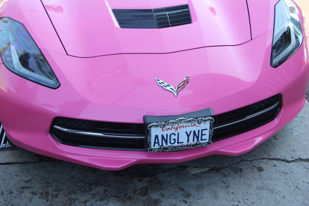 Angelyne_Corvette_5