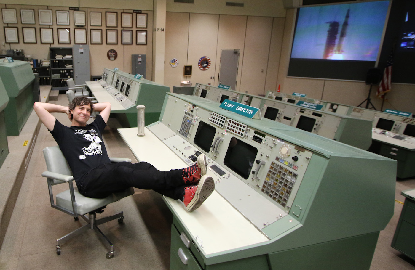 Space Center Houston Offers THE ULTIMATE NASA VIP TOUR! (It Used To Be Slightly More Ultimate…But It's Still Really Ultimate!)