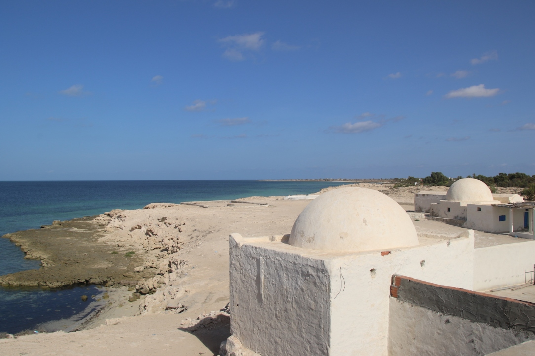 Star Wars Location: The Sidi Jemour Temple as Tosche Station in Djerba, Tunisia