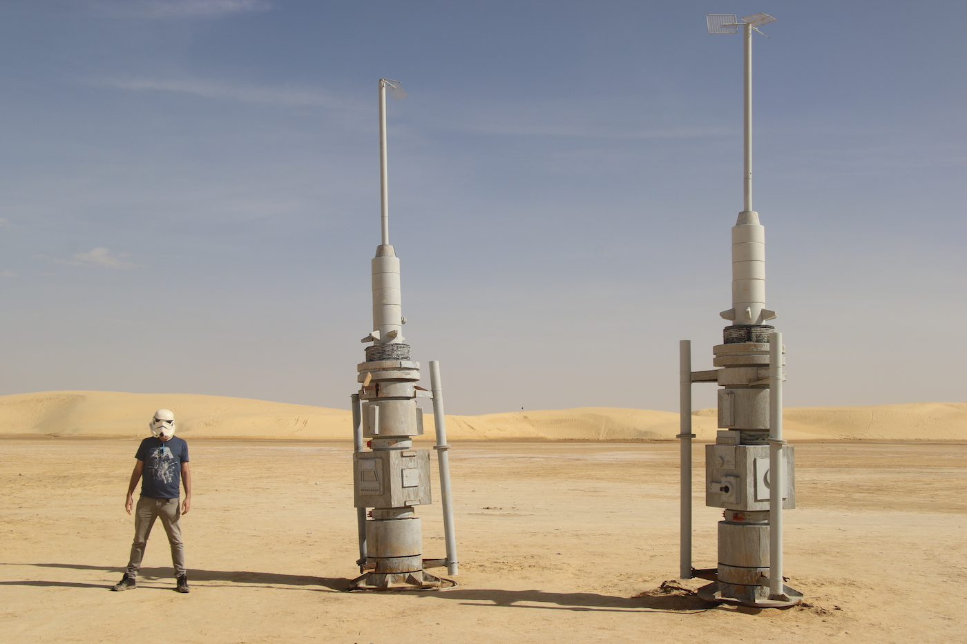 "Stepping Into ""Star Wars"" In  Tunisia! (Part 1)"