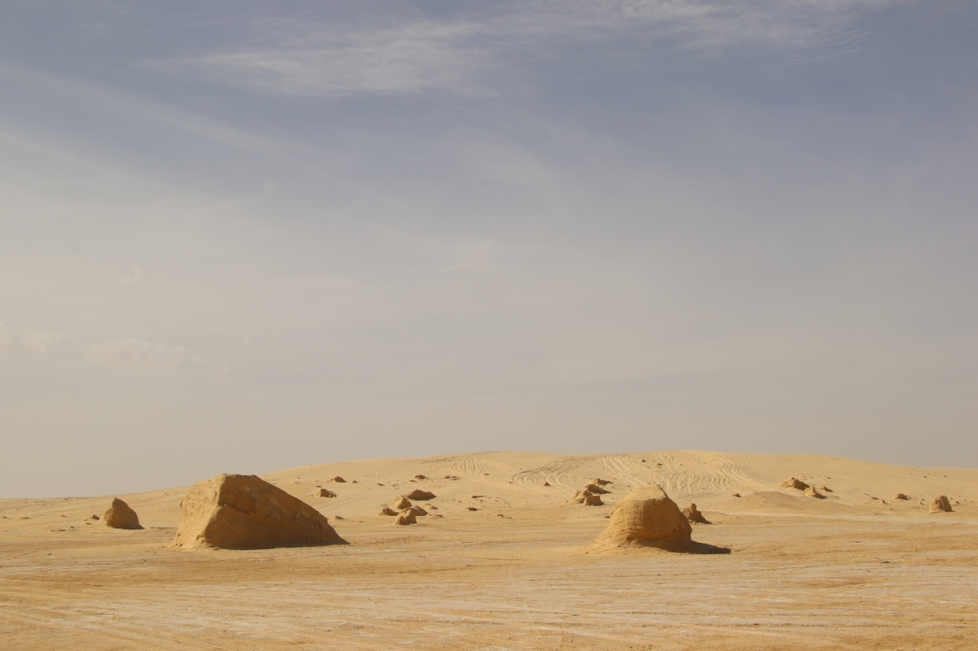 Star Wars Locations: Mos Espa set from Phantom Menace in Tunisia