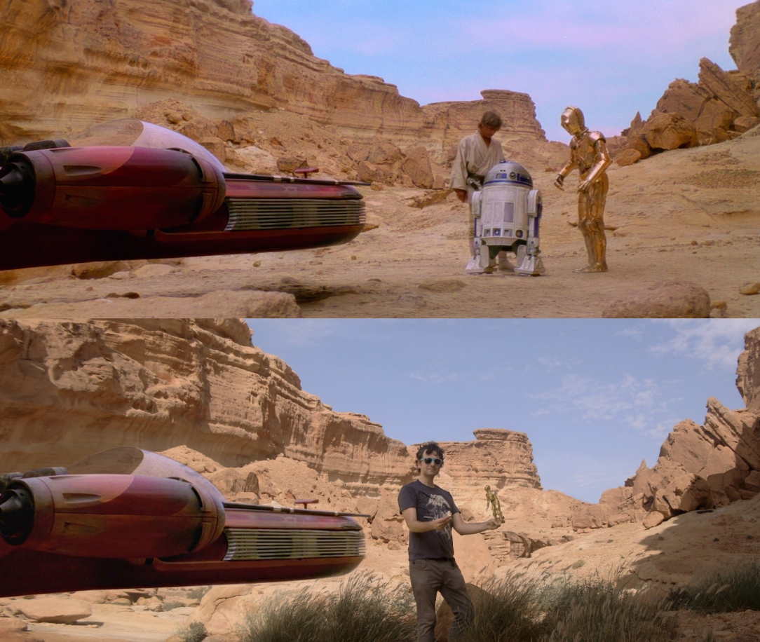 Star Wars Locations: Sidi Bouhlel Canyon in Tunisia