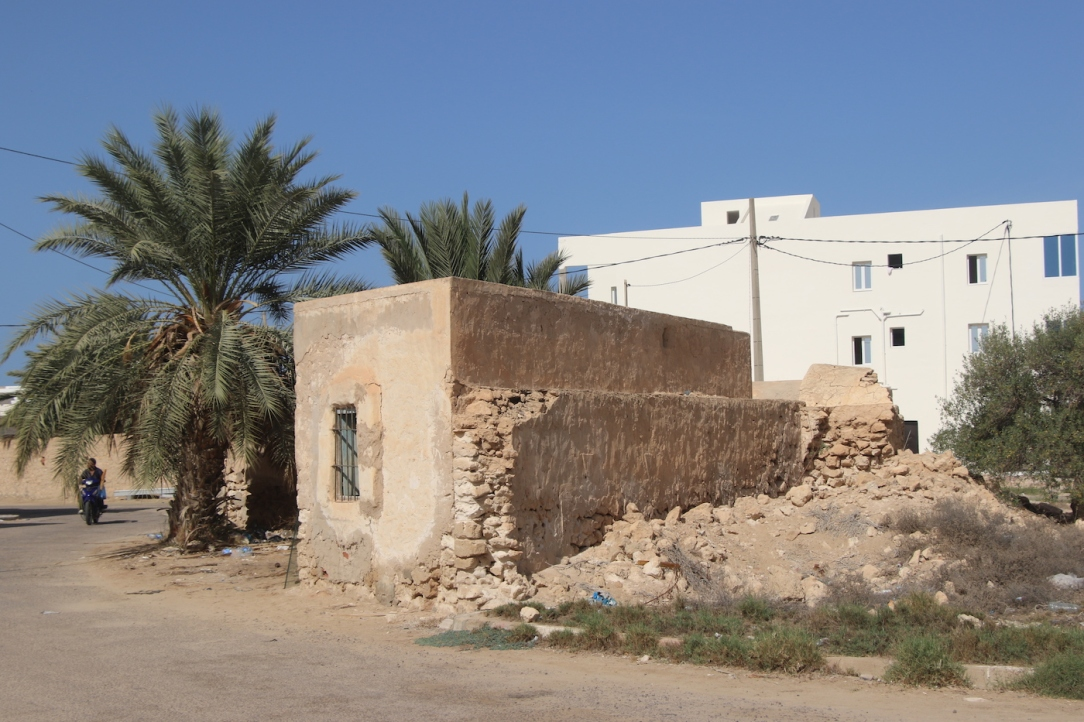 Star Wars Locations: The Site of the Mos Eisley Cantina in Djerba, Tunisia