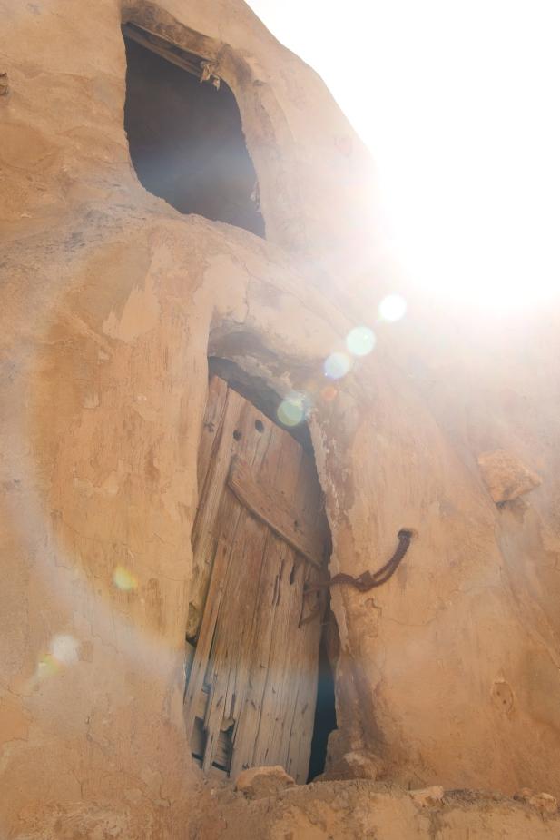 Star Wars Locations: Anakin's Slave Quarters at Ksar Medenine in Tunisia