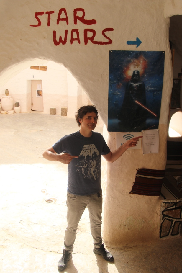 Star Wars Locations: The Sidi Driss Hotel in Matmata, Tunisia which stood in for Luke Skywalker's house