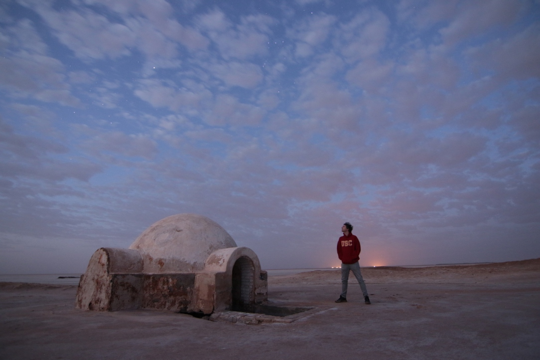Star Wars Location: The Lars Homestead near Tozeur, Tunisia