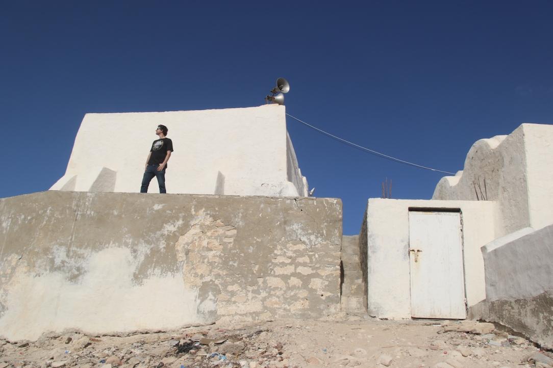 Star Wars Location: The Sidi Jemour Temple as Tosche Station in Djerba, Tunisia