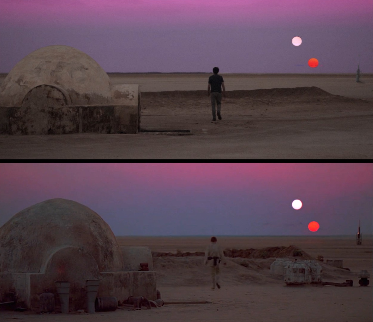 """Stepping Into """"Star Wars"""" In Tunisia! (Part 2)"""